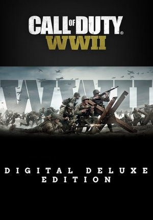 Call of Duty WWII - Digital Deluxe Edition
