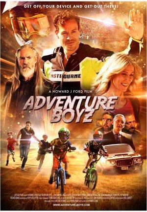 Приключения мальчишек / Adventure Boyz