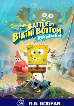 Скачать игру SpongeBob SquarePants: Battle for Bikini Bottom Rehydrated в Тас Икс (Tas Ix)